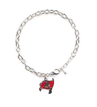 Tampa Bay Buccaneers Logo Bracelet