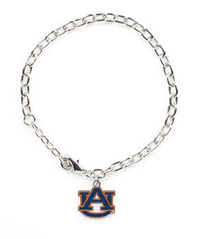 Auburn Logo Bracelet