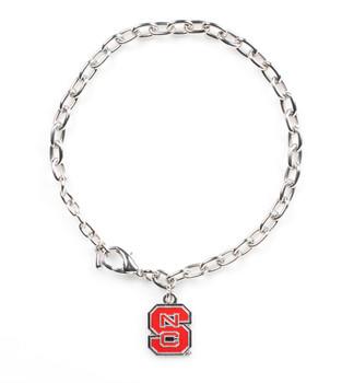 North Carolina State Logo Bracelet