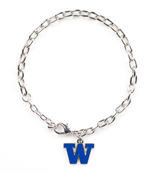 Washington Logo Bracelet