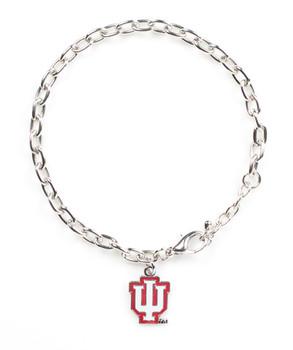 Indiana Logo Bracelet