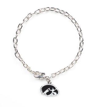 Iowa Logo Bracelet