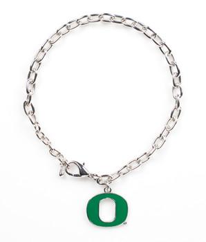 Oregon University Logo Bracelet