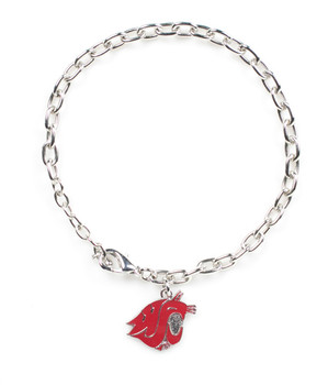 Washington State Logo Bracelet