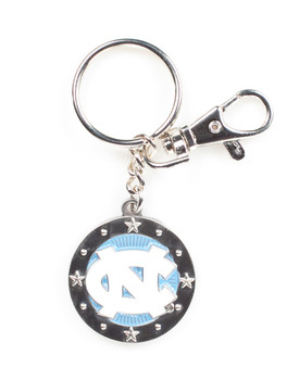 North Carolina Impact Key Ring