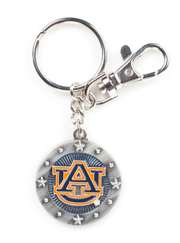 Auburn Impact Key Ring