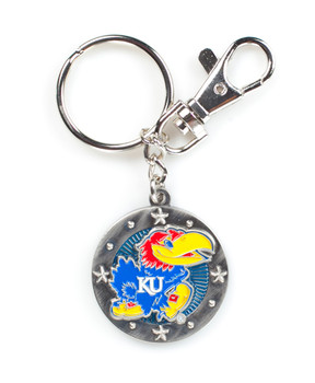Kansas Impact Key Ring