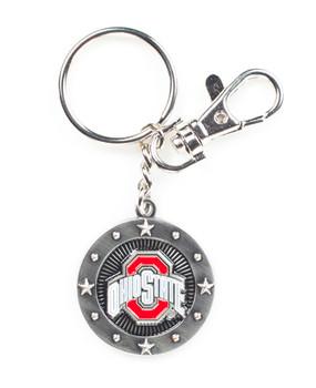 Ohio State Impact Key Ring