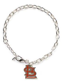 St. Louis Cardinals Logo Bracelet
