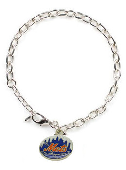 New York Mets Logo Bracelet