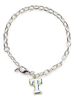 Texas Rangers Logo Bracelet