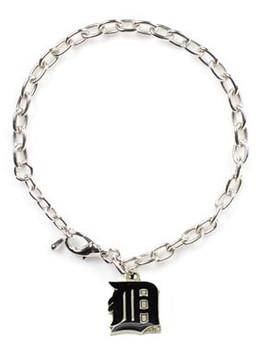 Detroit Tigers Logo Bracelet