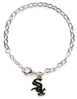 Chicago White Sox Logo Bracelet