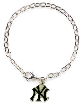 New York Yankees Logo Bracelet