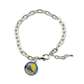 Golden State Warriors Logo Bracelet