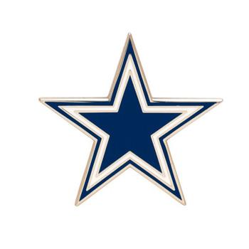 Dallas Cowboys Logo Pin