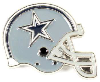 Dallas Cowboys Helmet Pin