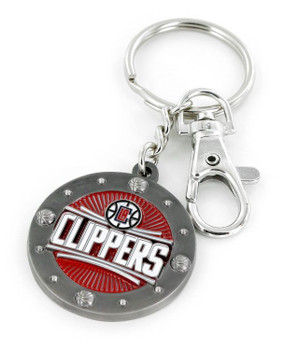 Los Angeles Clippers Impact Key Ring