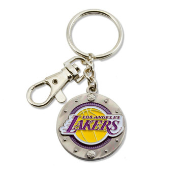 Los Angeles Lakers Impact Key Ring