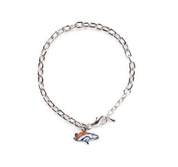Denver Broncos Logo Bracelet