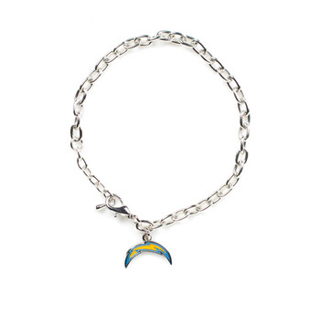 Los Angeles Chargers Logo Bracelet