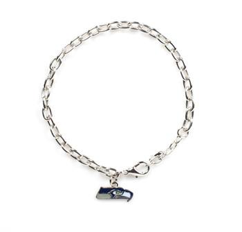 Seattle Seahawks Logo Bracelet