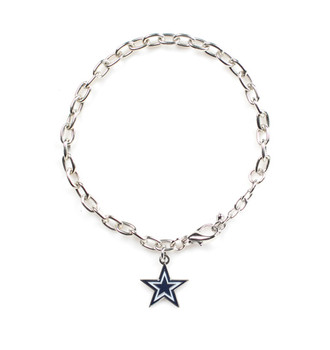 Dallas Cowboys Logo Bracelet