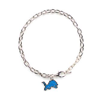 Detroit Lions Logo Bracelet