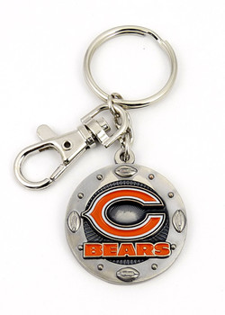 Chicago Bears Impact Key Ring