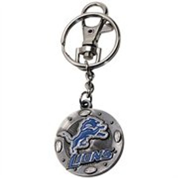 Detroit Lions Impact Key Ring