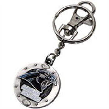Carolina Panthers Impact Key Ring