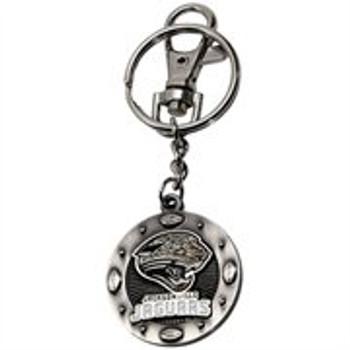 Jacksonville Jaguars Impact Key Ring