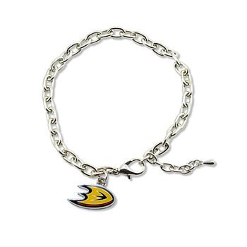 Anaheim Ducks Logo Bracelet