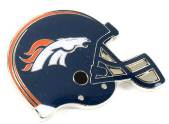 Denver Broncos Helmet Pin