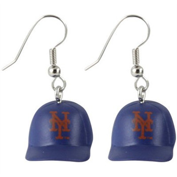 New York Mets 3D Cap Earrings