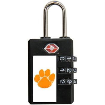 Clemson TSA Lock