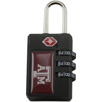 Texas A & M TSA Lock