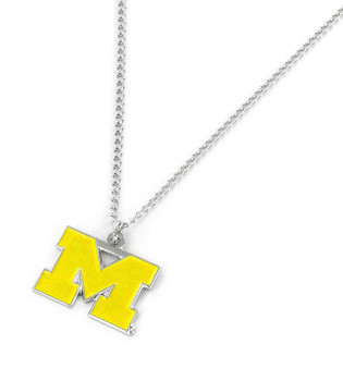 Michigan Logo Pendant