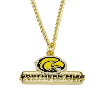 Southern Mississippi Logo Pendant