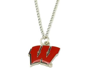 Wisconsin Logo Pendant