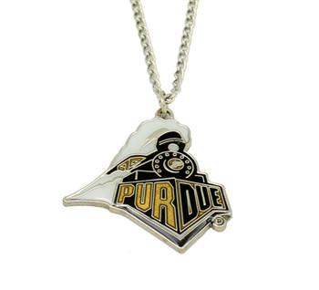 Purdue Logo Pendant