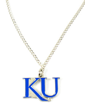 Kansas Logo Necklace / Pendant