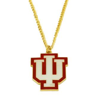 Indiana Logo Pendant