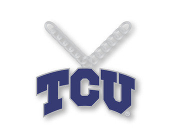 Texas Christian University Logo Pendant