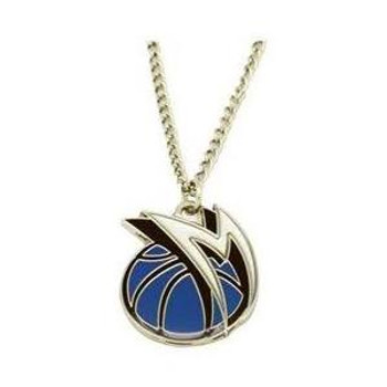 Dallas Mavericks Logo Necklace