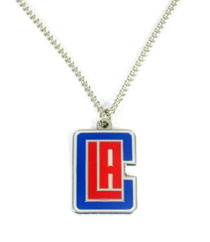 Los Angeles Clippers Logo Pendant