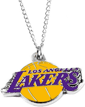Los Angeles Lakers Logo Pendant