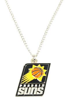 Phoenix Suns Logo Pendant Necklace