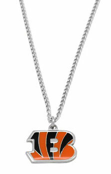 Cincinnati Bengals Logo Necklace