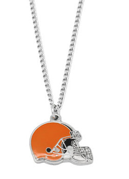 Cleveland Browns Logo Necklace
